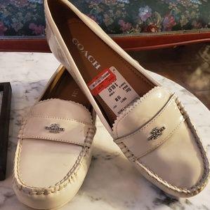 Coach women loafer